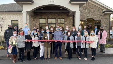Ribbon Cutting for Murfreesboro Oral Surgery