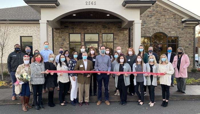 Ribbon Cutting for Murfreesboro Oral Surgery