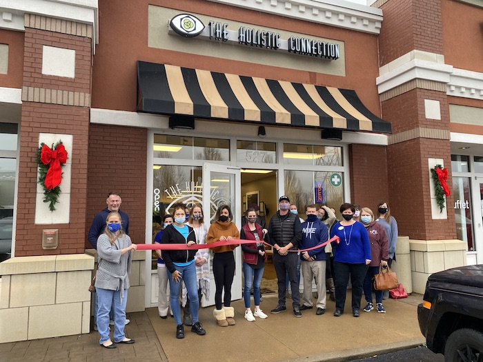 Ribbon Cutting for The Holistic Connection