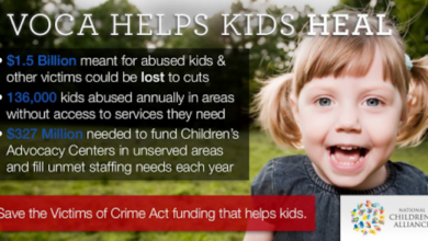 Save the Victims of Crime Act
