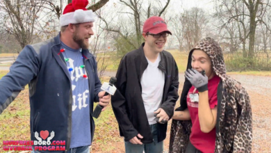 Surprising Deserving Couple for Christmas 2020
