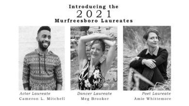 2021 Murfreesboro Laureates