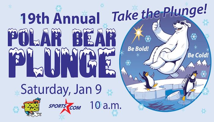 2021 Polar Bear Plunge