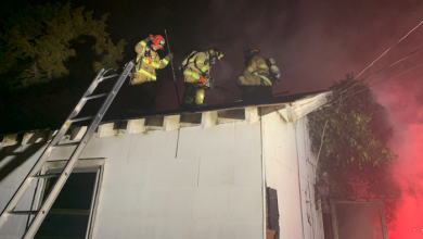 La Vergne House Fire