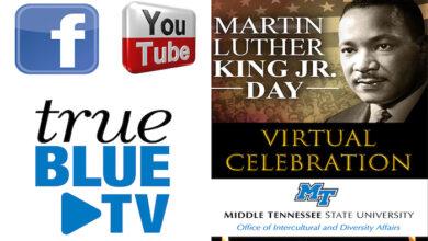 MLK Virtual Celebration 2021