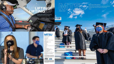 MTSU Magazine Winter 2021