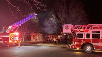 Mother, child die in overnight duplex fire