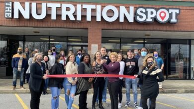 Ribbon Cutting for The Nutrition Spot Murfreesboro