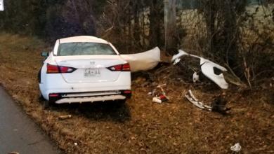 Wreck, Stolen Car, OIS, Chase