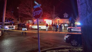 Fatal shooting on Ewing Blvd