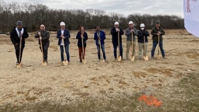 Groundbreaking for Dalamar Affordable Custom Homes