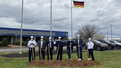 Groundbreaking for MAHLE Filter Systems North America Expansion header