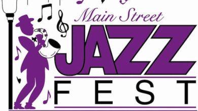 Main Street Jazz Fest header