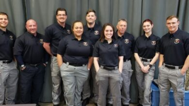 Rutherford County EMS New Hires Spring 2021