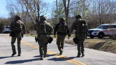 Rutherford County Sheriff's SWAT team