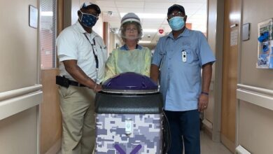Xenex robot named Vulcan at the Murfreesboro VA header