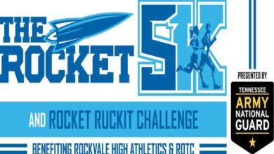 2021 Rocket 5k and Rocket RuckIt Challenge