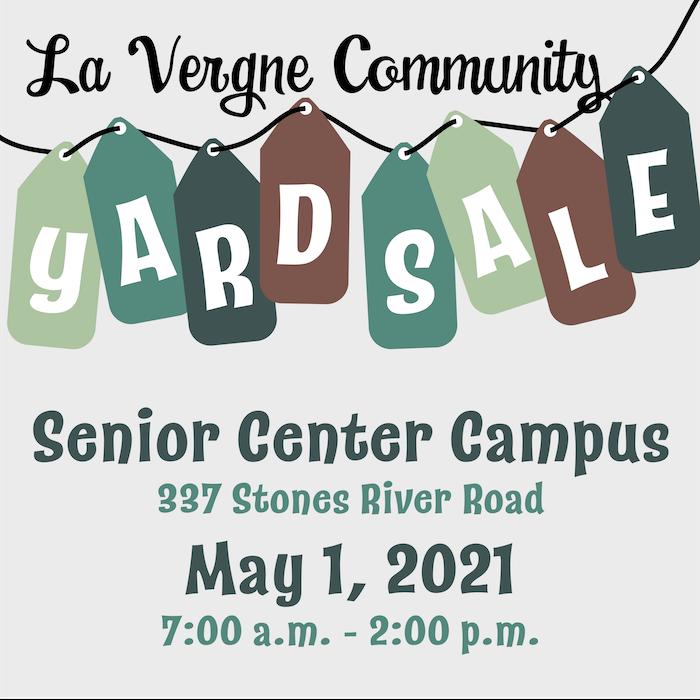 La Vergne Community Yard Sale