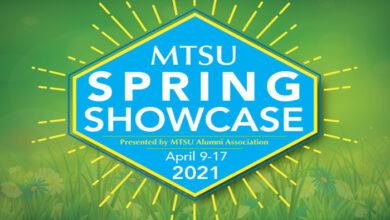MTSU Alumni Spring Showcase 2021