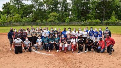 La Vergne Middle Schools All-Star Softball Game
