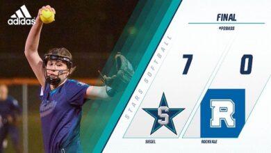 Siegel Stars Softball