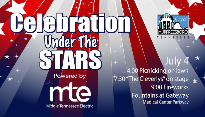 Celebration Under the Stars