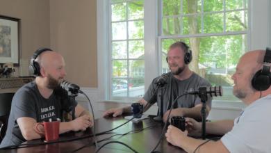 Podcast Episode 13 - Our Favorites List