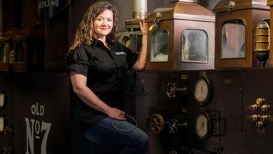 Lexie Phillips Jack Daniel's assistant distiller