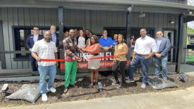 Ribbon Cutting for Southern Flare