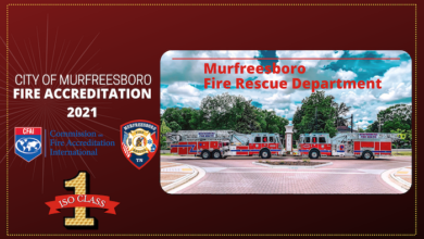City of Murfreesboro Fire Accreditation 2021