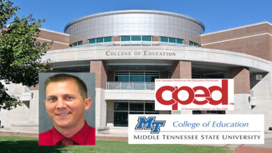 MTSU admitted to Carnegie Project