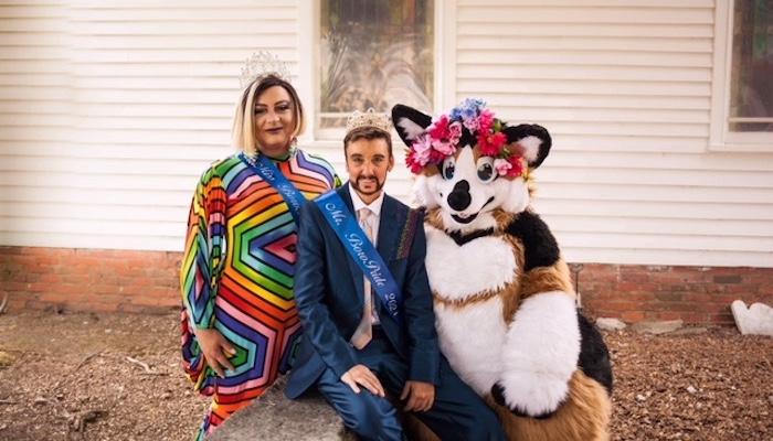 Mr and Mrs BoroPride