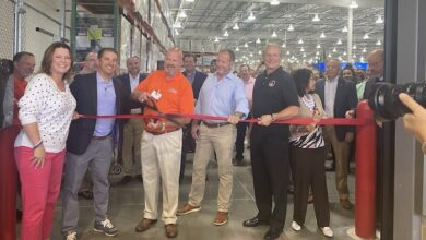 Ribbon Cutting for Costco Wholesale