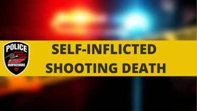 Self-Inflicted Shooting Death