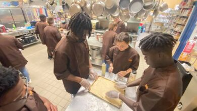 Blackman culinary program