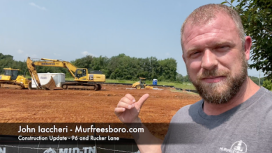Construction Update - 96 and Rucker Lane