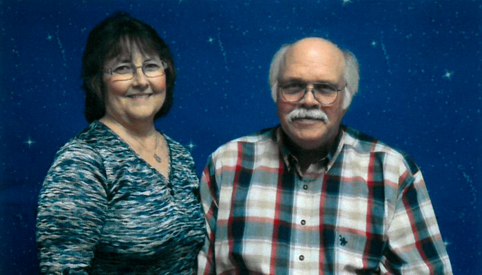 Donnie and Teresa Fergus - OTF Grand Marshal