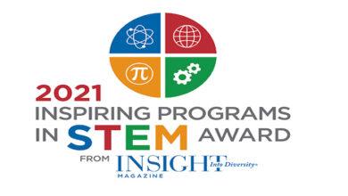 Inspiring Programs in STEM Award
