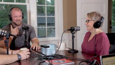 Podcast Episode 21 - Boro Pride with Leslie Yost