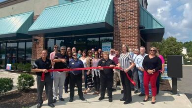 Ribbon Cutting and Grand Opening for Captain D's
