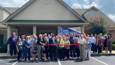 Ribbon Cutting for MTAR