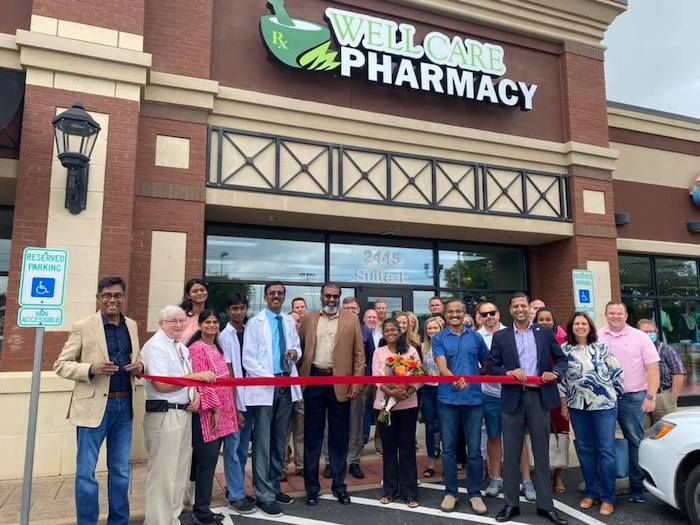 Ribbon Cutting for Wellcare Pharmacy