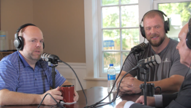 Podcast Episode 19 - Dean Urban from MTSU