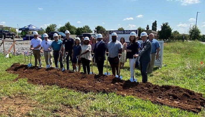 The Goddard School Groundbreaking in Murfreesboro