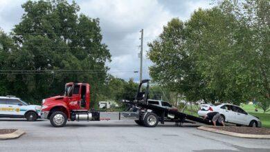 Fatal Car Fire Incident