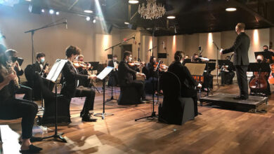 Middle Tennessee Sinfonietta Performing
