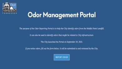 Murfreesboro Odor Management