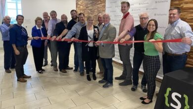 Ribbon Cutting and Grand Opening of Saltworks Security