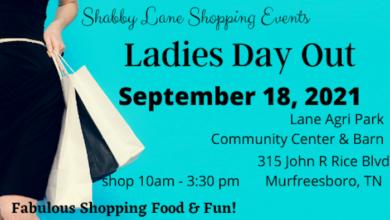 Shabby Lane Shopping September 2021