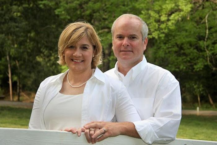 Susan and Dennis Hurst